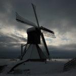 Doris Mooltsje in winter - FrieslandStock