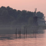 Doris Mooltsje in avondrood - FrieslandStock
