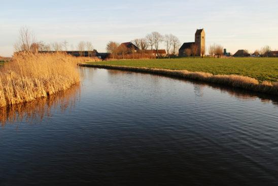Kerkje Westhem - FrieslandStock
