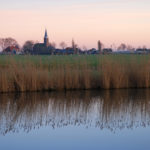 Dedgum nabij de Workumertrekvaart - FrieslandStock