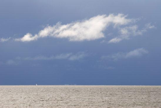 IJsselmeer vanaf Laaksum - FrieslandStock