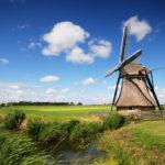 Molen Snip de Snip in Heidenskip - FrieslandStock