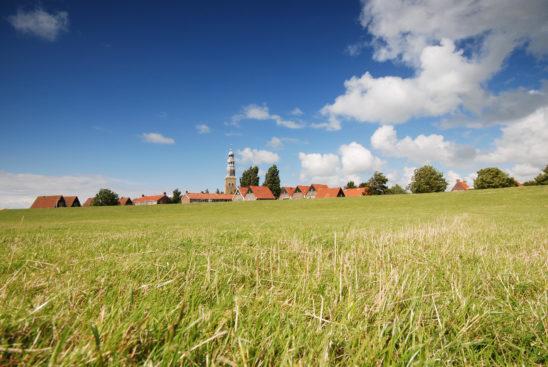 Hindeloopen in zomer - FrieslandStock
