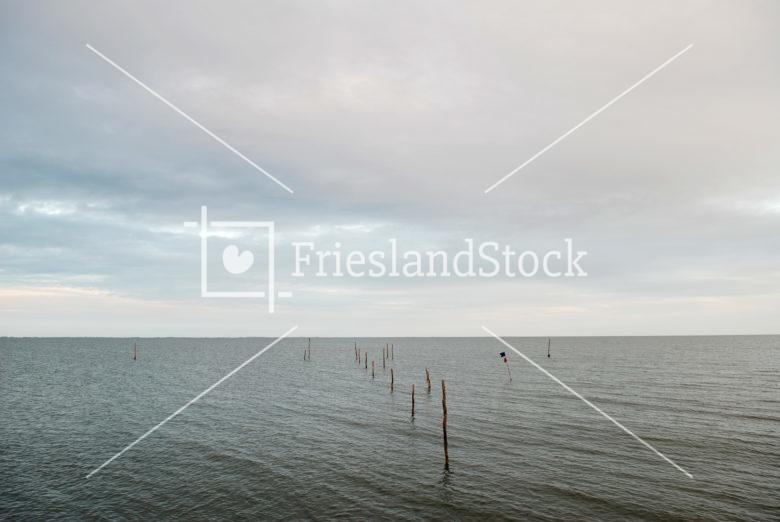 IJsselmeer vanaf Afsluitdijk - FrieslandStock