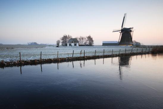 De Nijlânnermole van Workum - FrieslandStock