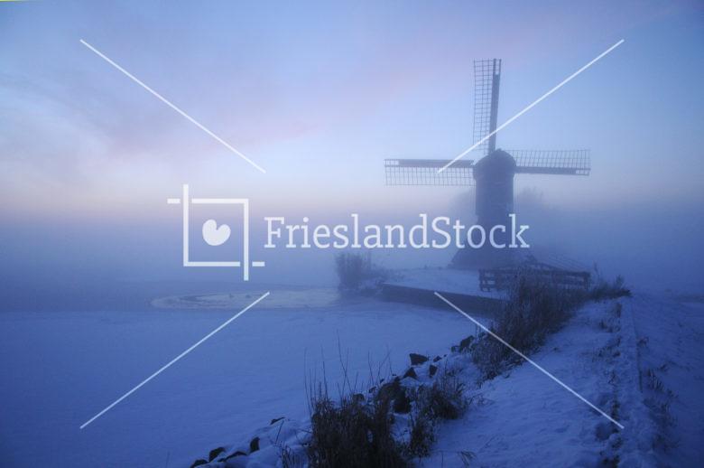 Molen Doris Mooltsje - FrieslandStock