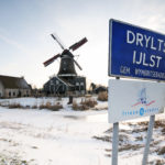 IJlst in winters tafereel - FrieslandStock