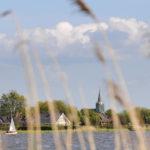 Oudega in voorjaar - FrieslandStock