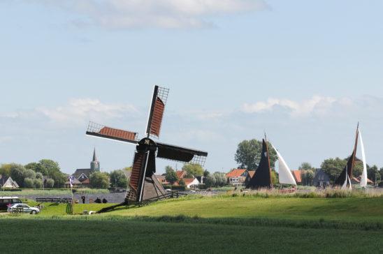 Skûtsjesilen op de Oudegaasterbrek - FrieslandStock