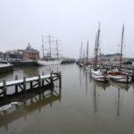 Haven Harlingen in winter - FrieslandStock