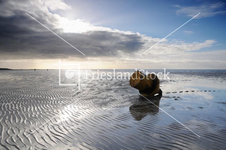 Strand van Harlingen - FrieslandStock