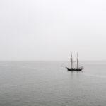 Zeilboot op Waddenzee - FrieslandStock