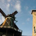 Houtzaagmolen de Rat in IJlst - FrieslandStock