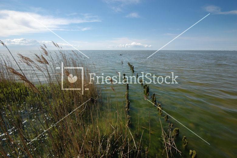 IJsselmeer bij Gaast - FrieslandStock