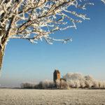 Westhem in winter - FrieslandStock