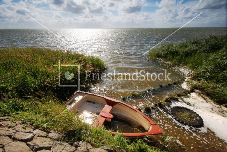 IJsselmeer vanaf Gaast - FrieslandStock