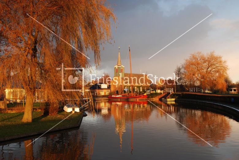 Haven van Oudega SWF - FrieslandStock