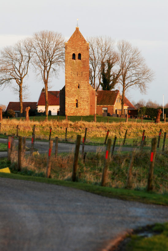 Kerkje van Westhem - FrieslandStock