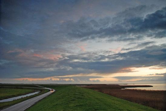Zeedijk nabij Gaast - FrieslandStock