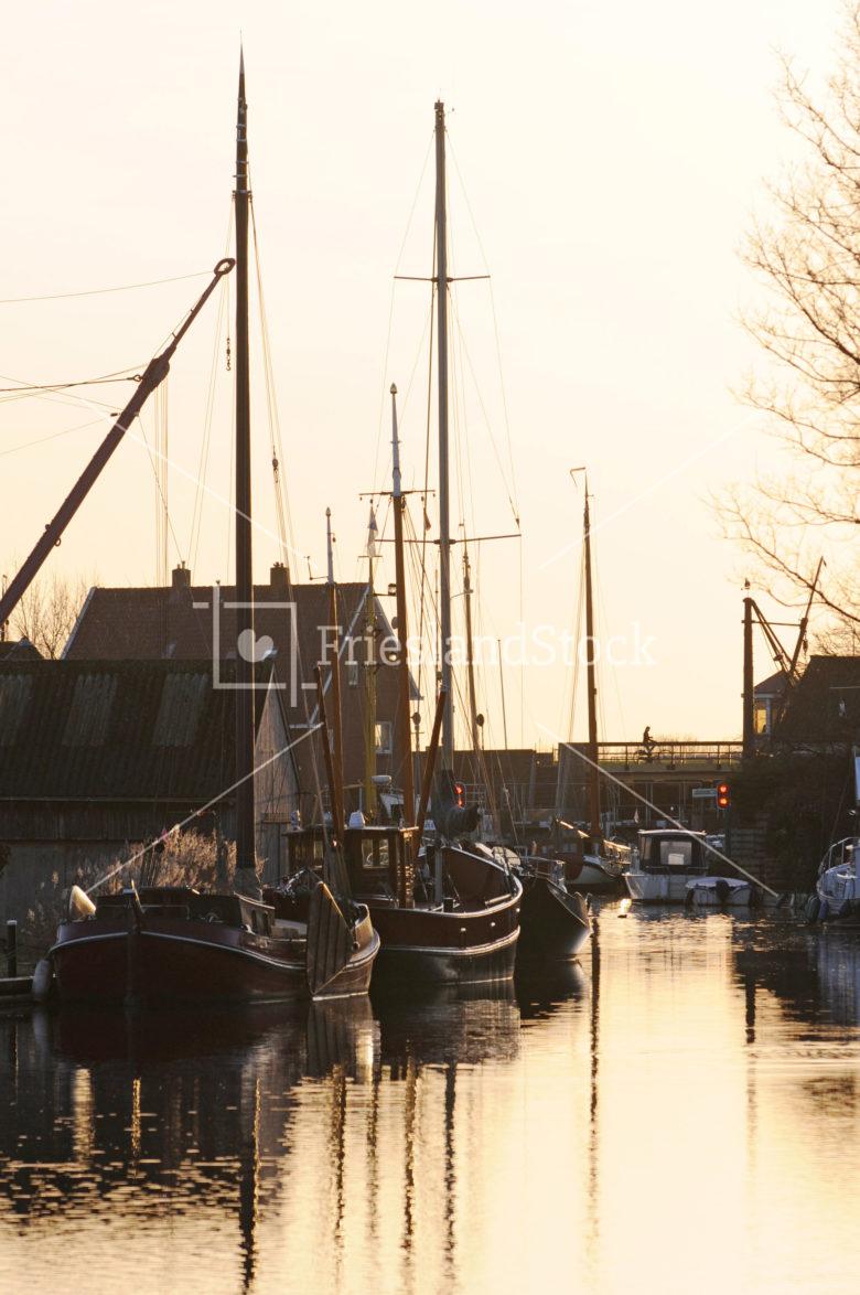 Sluis van Workum - FrieslandStock