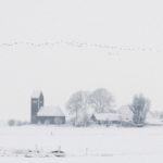 Westhem in winters tafereel - FrieslandStock