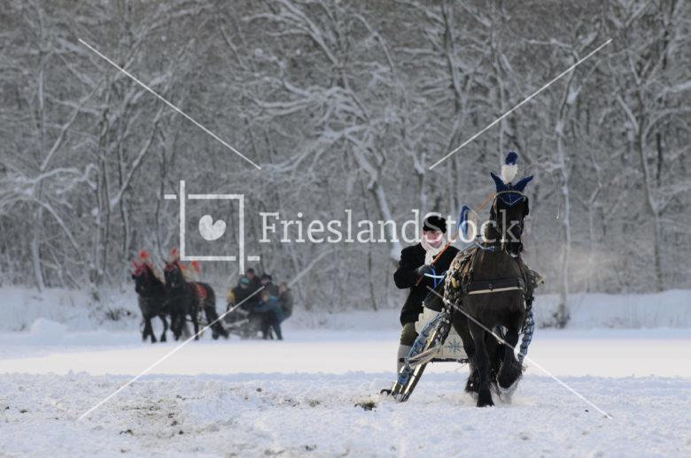 Belslydjeien in Gaasterland - FrieslandStock