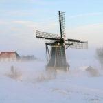 Molen bij Workum - FrieslandStock