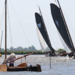 Skûtsjesilen op de Oudegaasterbrekken - FrieslandStock