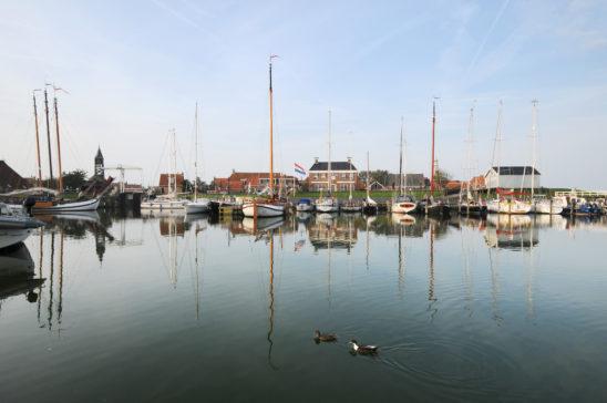 Haven van Hindeloopen - FrieslandStock